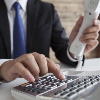 電話回線の新規契約時の工事ってどんな工事?