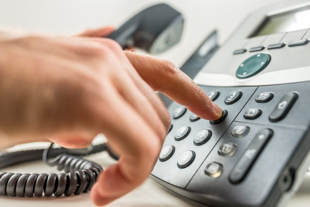 新規電話回線の設置工事!工事内容をご紹介